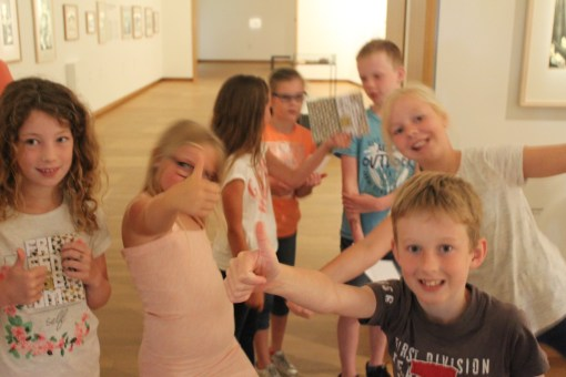Beveiligd: Groep 5 Escher Fries museum
