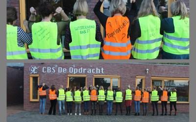 6 november een dag van protest!