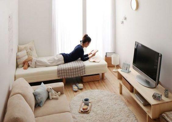 Tips de decoración para hacer que un espacio pequeño se vea más grande