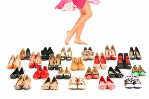 5 maneras de ordenar tus zapatos