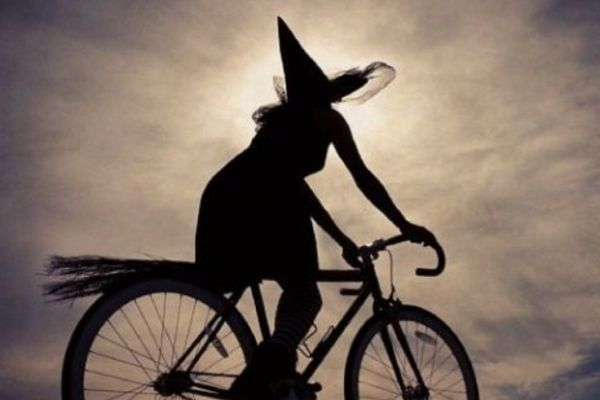 El miedo no anda en bici