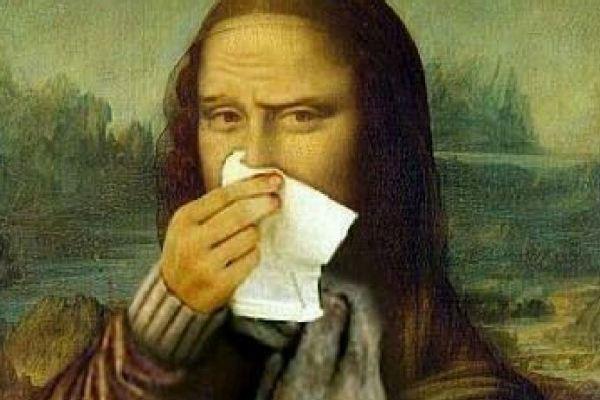 Y entonces te enfermas por primera vez…