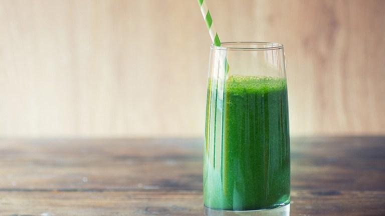 jugo verde