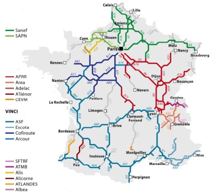 depanneur autoroute