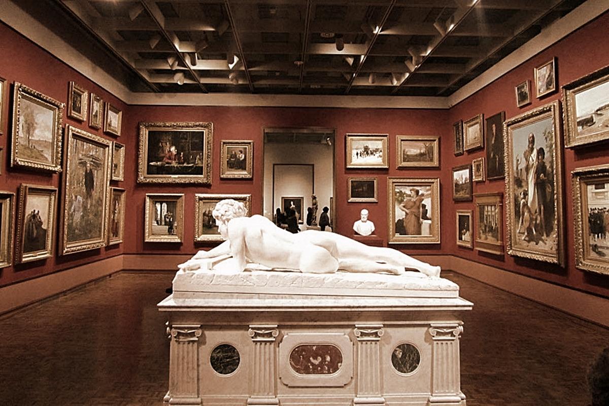 Museu Nacional de Belas Artes Buenos Aires -