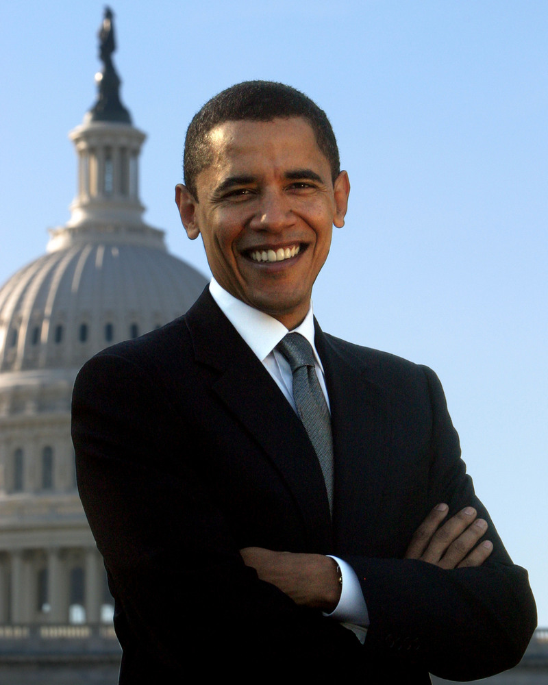Barack Obama - President of the USA