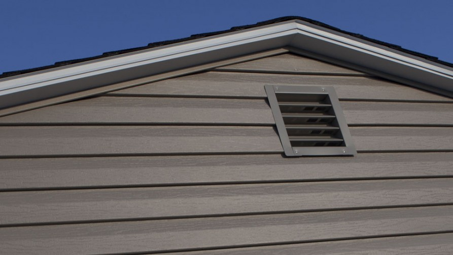 Do Gable Vents need sealed when using Ridge Vents?
