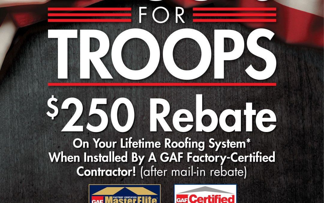 Roofs for Troops