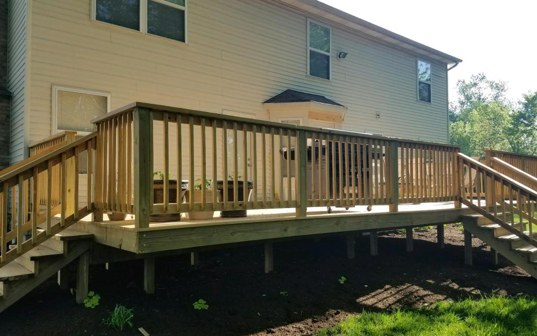New Deck View #2