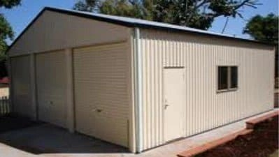 Triple Stud frame sheds for sale