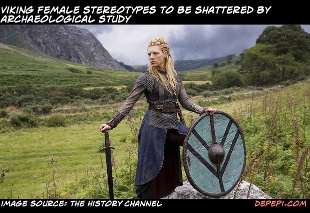 viking, viking female, viking female warriors, female warriors, lady sif, nordic, anthropology, geek anthropology, archeology, depepi, depepi.com, marvel, comics, marvel comics