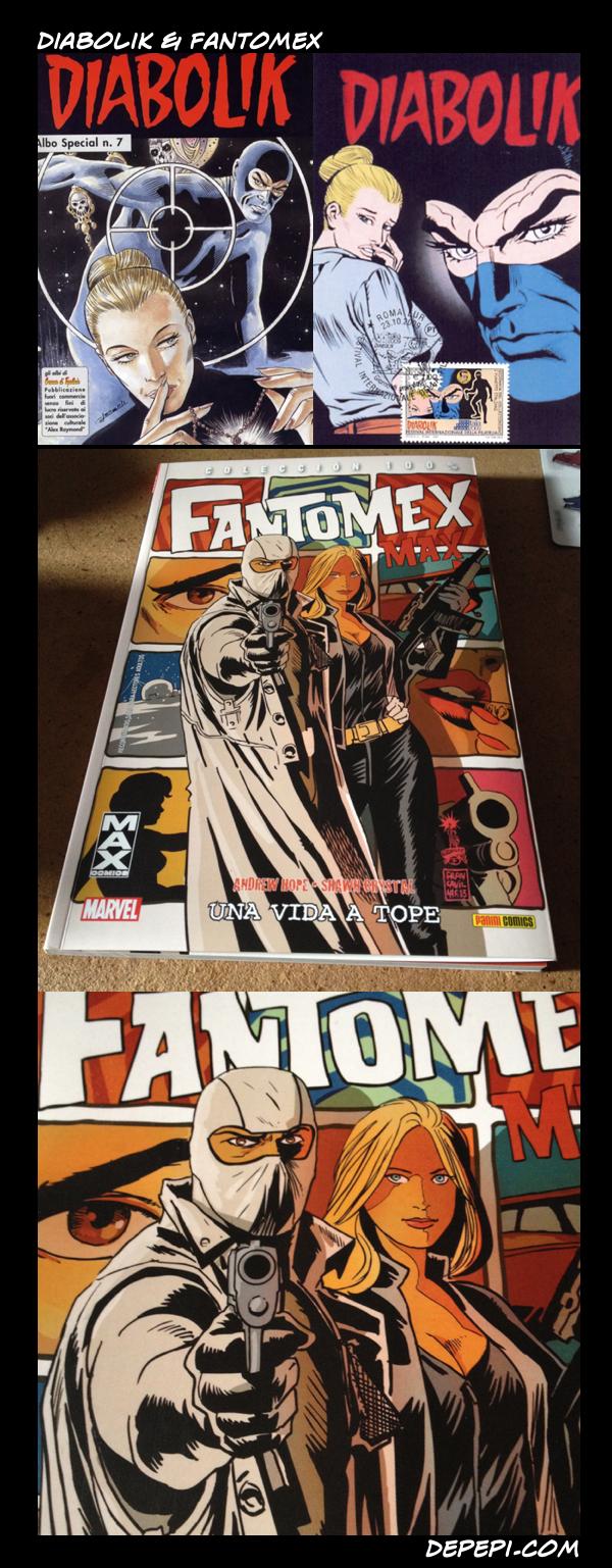 diabolik, fantomex, comics, marvel, marvel comics, depepi, depepi.com, geek anthropology