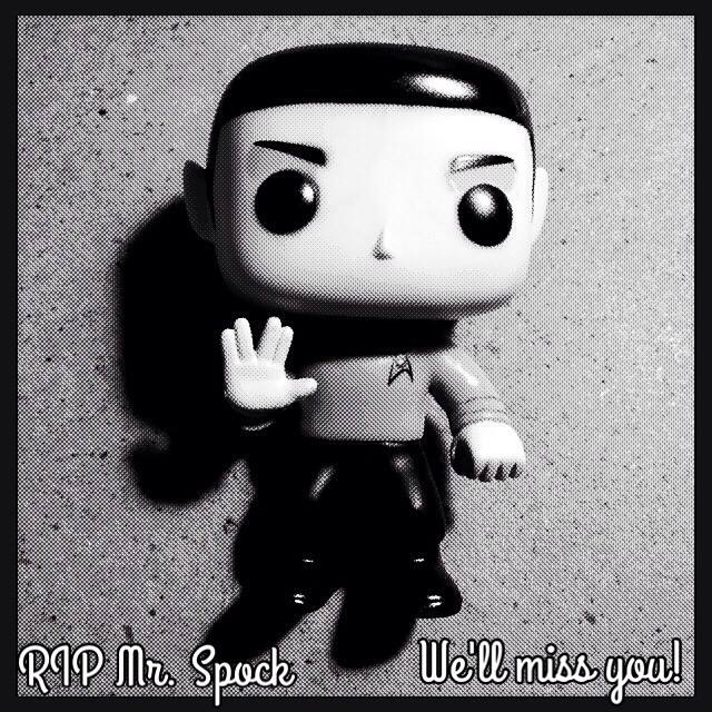leonar nimoy, mr. spock, star trek, depepi.com, goodbye, llap