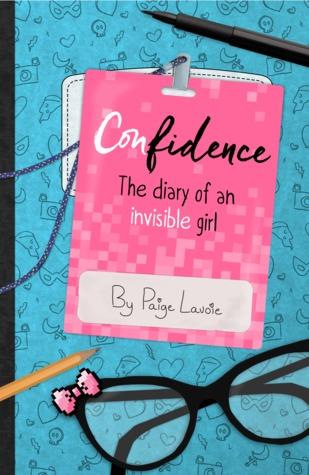 confidence diary of an invisible girl, depepi, depepi.com
