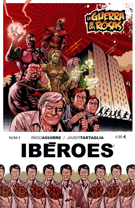 iberoes, depepi, depepi.com, comic thorsday, comics