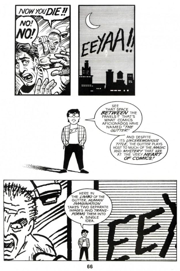 comics THORsday, comics as visual language, encapsulation, encapsulation in comics, depepi, depepi.com