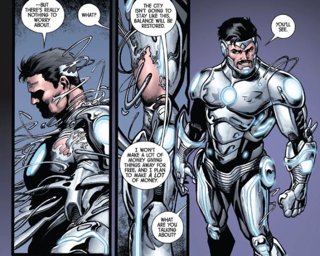 superior iron man, iron man, marvel, marvel comics, comics THORsday, thorsday, depepi, depepi.com