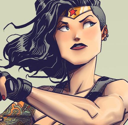 wonder woman, comics, comics thorsday, thorsday, depepi, depepi.com