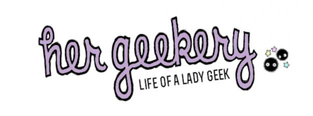 her geekery, lady bloggers, geek blogger, female geek blogger, geek girl blogger, depepi, depepi.com