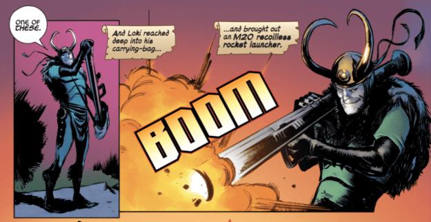 loki, loki's army, loki agent of asgard, marvel, marvel comics, depepi, depepi.com