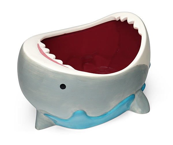 shark attack, shark, shark attack bowl, depepi, depepi.com