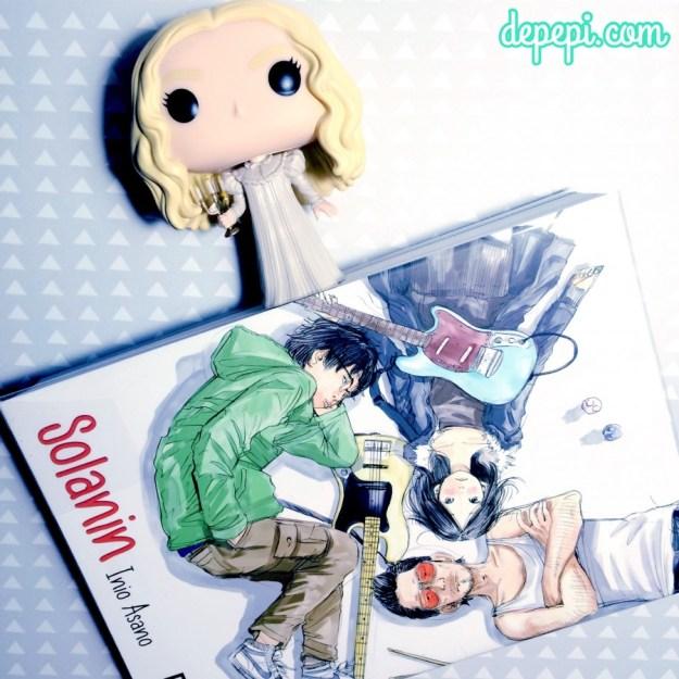 solanin, bibliography, manga, comics, inio asano, millennials, depepi, depepi.com