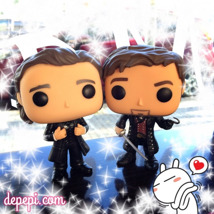 thomas sharpe, captain hook, killian jones, funko, funko pop, depepi, depepi.com