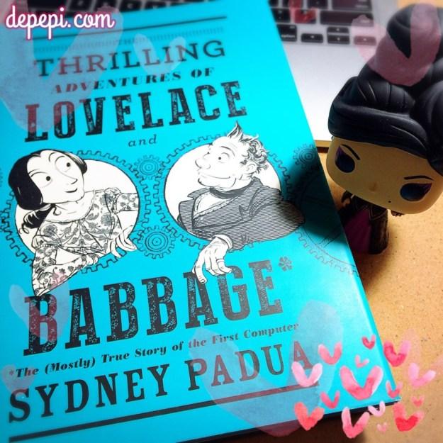 lovelace and babbage, lovelace, comics, depepi, depepi.com