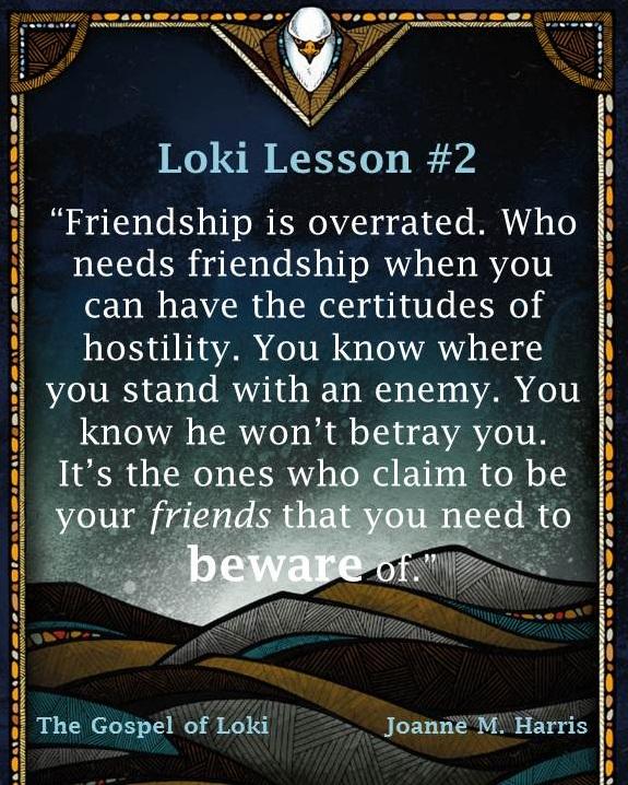 loki, loki's army, loki year, loki year 2016, gospel of loki, clever folk, depepi, depepi.com