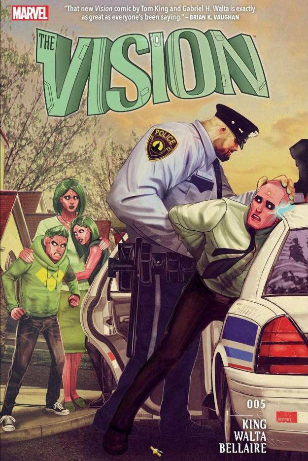 the vision, marvel, marvel comics, reading comics, comics thorsday, depepi, depepi.com