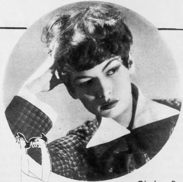 gladys parker, comics, the history of comics, flappers, flapper girls, depepi, depepi.com