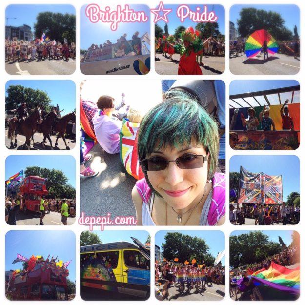 brighton, pride, brighton pride 2016, brighton pride, depepi, depepi.com