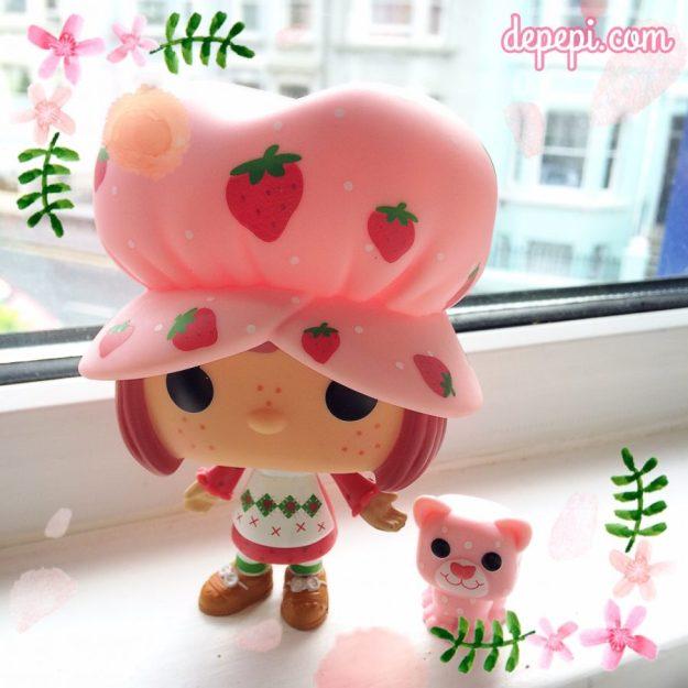 strawberry shortcake, funko, funko pop, funkofunatic, depepi, depepi.com
