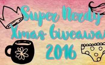 super, superheroes, nerdy, nerdy giveaway, xmas, christmas, 2016, depepi, depepi.com