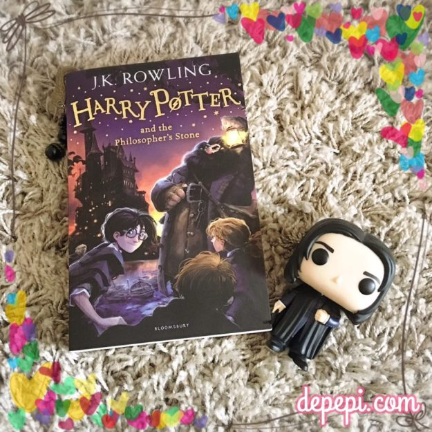harry potter, harry potter and the philosopher's stone, review, reviews, depepi, depepi.com