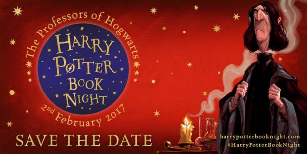 Harry Potter, Harry Potter Book Night, harry potter book night 2017, the professors of hogwarts, depepi, depepi.com