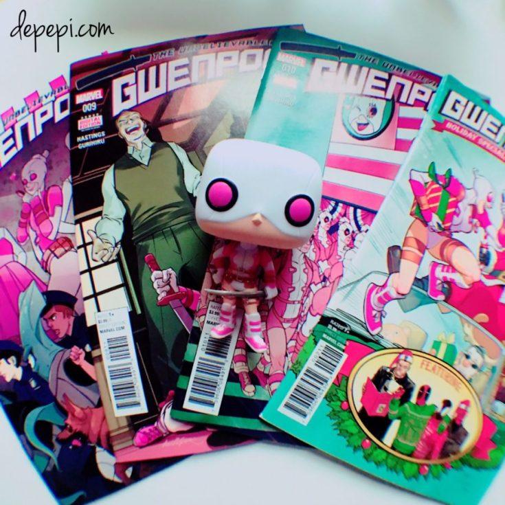 gwenpool, marvel, marvel comics, funko, funko pop, funko friday, depepi, depepi.com