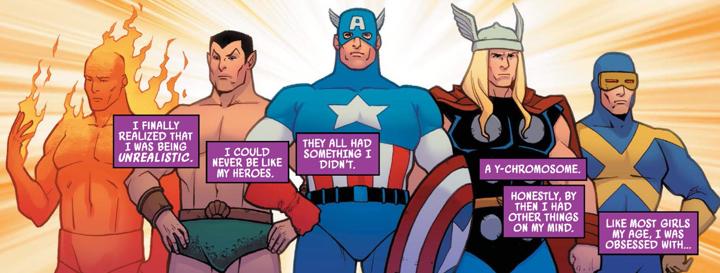 comics, thorsday, comics thorsday, marvel, marvel comics, depepi, depepi.com, mockingbird