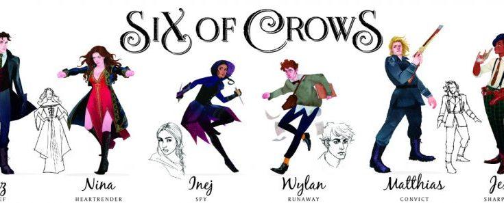 six of crows, leigh bardugo, depepi, depepi.com