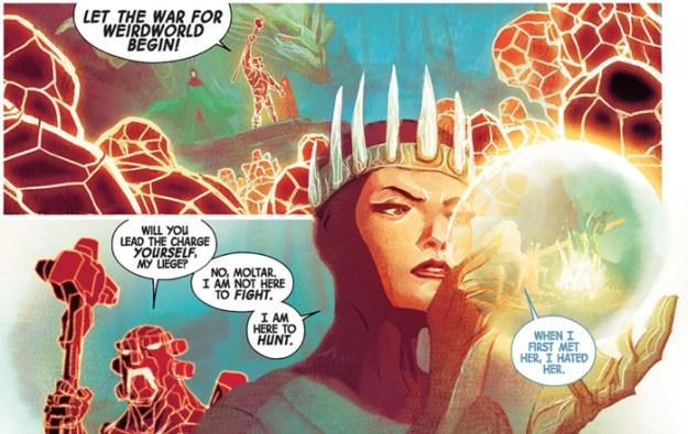 thorsday, comics thorsday, marvel, marvel comics, weirdworld, depepi, depepi.com
