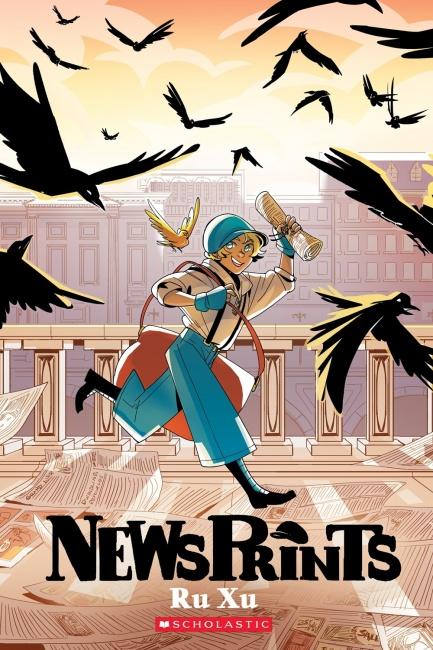 comics, comics thorsday, thorsday, newsprints, ru xu, depepi, depepi.com
