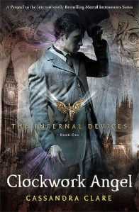clockwork angel, infernal devices, cassandra clare, depepi, depepi.com