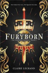 fury born, furyborn claire legrand, claire legrand, depepi, depepi.com, reviews, review, bookish