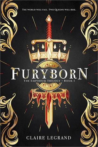 fury born, furyborn claire legrand, claire legrand, depepi, depepi.com, reviews, review, bookish