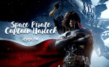 harlock, captain harlock, harlock space pirate, captain harlock space pirate, anime, manga, depepi, depepi.com