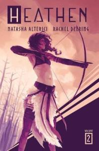 Book Cover: Heathen Vol.2