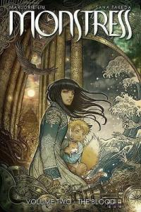 monstress, comics, depepi, depepi.com