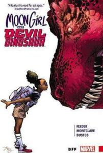 moon girl and devil dinosaur, marvel, marvel comics, moon girl, devil dinosaur, depepi, depepi.com
