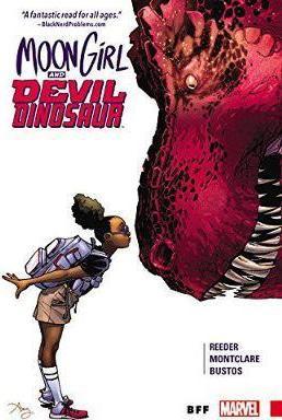 moon girl and devil dinosaur, marvel, marvel comics, moon girl, devil dinosaur, depepi, depepi.com