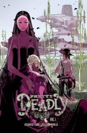 pretty deadly, comics, depepi, depepi.com